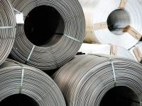 Катанка стальная 8,0 мм в бухтах