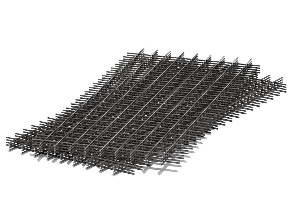 Сетка штукатурная 20х8 мм