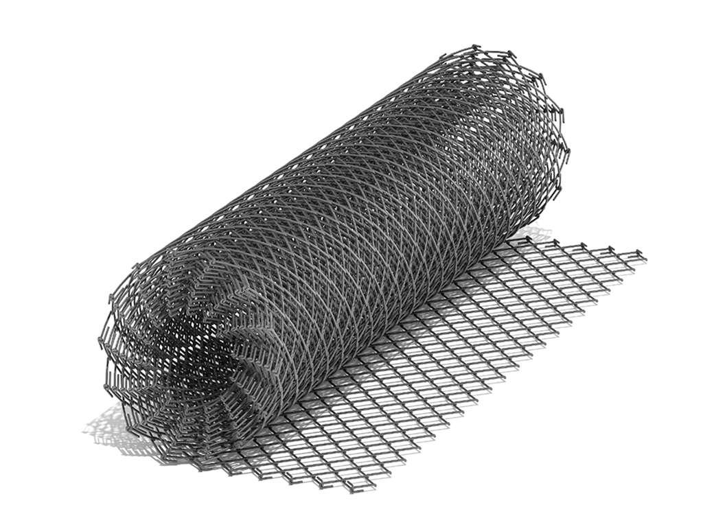 Сетка рабица 25х25х1,6 мм